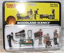 HS Woodland A2749 Figurenset Parkpenner Spur O