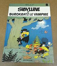 MACHEROT - SIBYLLINE - 8 - BUROKRATZ LE VAMPIRE - EO 1982 ( TTBE )