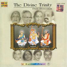 CD- The Divine Trinity- A Musical Feast vol. 7+8- Bollywood- 2 Discs- 2002-India