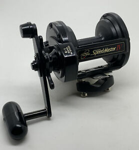 Shimano Speed Master IV Super High Speed Conventional Fishing Reel Made In Japan