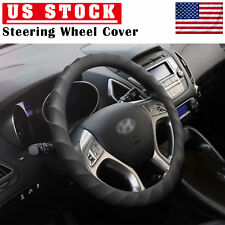 Car Steering Wheel Cover Protector Soft Silicone 14'' 15'' 16'' Christmas Sale