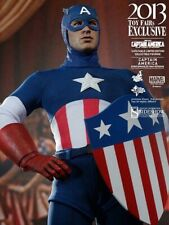 Figurine Hot Toys  CAPTAIN AMERICA