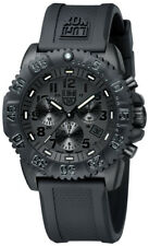 Luminox Men's 3081.BO Navy Seal Colormark Chronograph Rubber Watch A.3081.BO