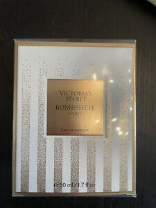 Victorias Secret Bombshell Gold Eau de Parfum 50ml limited Edition Lychee NEU