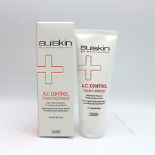 K-beauty Suiskin A.C. Control Foam Cleanser 150ml(5oz) For Combinatio, Oily Skin