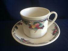 Royal Doulton Autumn's Glory tea cup & saucer