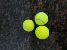 46 Used Yellow Tennis Balls(assorted brands)