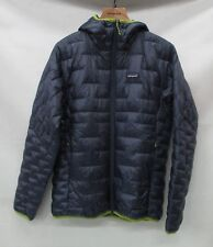Patagonia Men's Micro Puff Hoody 84030 Dolomite Blue Size Extra Large