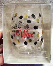 395dc8e2fd4b Formation Brands LLC Stemless Wine Glass