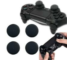 4X Black Silicone Gel Thumb Grips For PS4 /PS3 /Xbox 360 /XboxOne Controller HOA