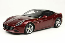 BBR Ferrari California T Closed Black Roof Met Red 1:18 P1880 LE 150pcs *New!