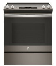 30 in. 5.3 cu.ft. slide in Electric Range with Self-Cleaning Oven By Ge
