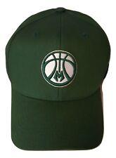 huge selection of 6cf34 f4258 Mitchell   Ness Milwaukee Bucks Hat Flexfit Snapback Cap