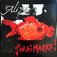 CD SINGLE PROMO ALIZEE J' EN AI MARRE ! RADIO EDIT COLLECTOR PROMO RARE