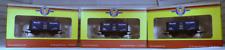 Oxford Rail GV6014 3 Pack BP 7 Plank Open Petrol Can Wagons OO Gauge