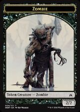 Zombie Token (8/11)  x4 NM   Magic the Gathering   MTG Oath of the Gatewatch