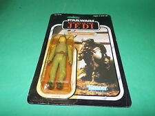 Star Wars Vintage Rebel Commando Kenner Raro UKG AFA sellado cardado figura Rotj