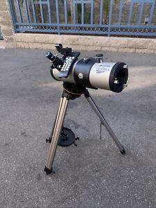 CELESTRON NEXSTAR TELESCOPE #31142 114GT 114mm Go-To Reflector