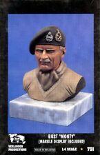 Verlinden 1:4 Monty Marble Display included Resin Bust Kit #791