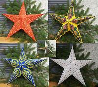 Weihnachtsstern Stern Papierlampe Papierleuchte Hängeleuchte Adventsstern