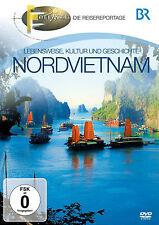 DVD Nord-viêt nam de Br Fernweh Das Magazine de voyage avec Insidertipps sur DVD