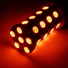 Pair GP Thunder 3157 3057 4157 SMD 30-LED Light Bulbs Red GP Thunder