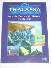 DVD /THALASSA / TOUR DE FRANCE LITTORAL VU DU CIEL/NEUF