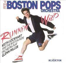 Runnin' Wild / The Boston Pops Orchestra CD