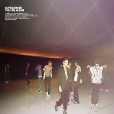 SUPER JUNIOR - [BONAMANA] TYPE B 4th Album CD+Photo Book+Card Sealed K-POP SM