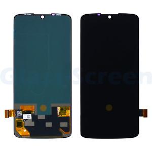 Motorola Moto Z4 XT1980-3 XT1980-4 LCD Screen Digitizer Black 6.4'' Soft AMOLED