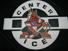 vtg 90s PHOENIX COYOTES hockey jersey KACHINA mens 2XL Arizona CCM CENTER ICE