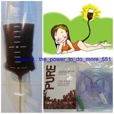 100g Coffee for Detox + Detox Bag 1300cc -Detox Enema Colon Cleanse,Weight  Loss