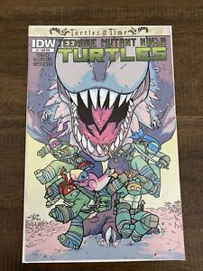Teenage Mutant Ninja Turtles: Turtles In Time #1 SUB CVR Sophie Campbell TMNT