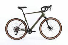 USED Cannondale Topstone Carbon Lefty 3 Large Suspension Gravel Bike GRX 1x