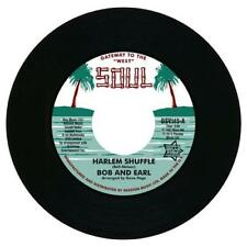 "BOB AND EARL Harlem Shuffle NEW NORTHERN SOUL 45 (OUTTA SIGHT) 7"" Vinyl 60s MOD"