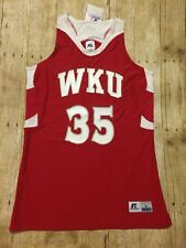 Western Kentucky Basketball Jersey SAMPLE W/TAG Russell Athletic NCAA College