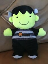 My First Halloween Frankenstein Carter's Just One You Plush Doll Baby Toy Stuff