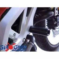 Shogun Black Frame No Cut Slider Kit for SUZUKI 2003-07 SV 1000 SV1000S 750-5909