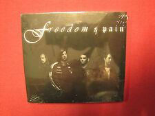 Freedom & Pain von Freedom & Pain (2014) DIGIPACK CD NEU & OVP     REGAL1