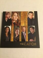 The Catch, Peter Krause M. Enos 2017 Abc Tv 2 Episodes Fyc Emmy Award Viewer Dvd