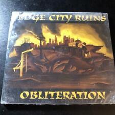 Edge City Ruins-Obliteration CD NEW