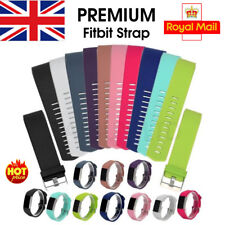 Soft Silicone Replacement Spare Band Strap for Fitbit Charge 2 UK SELLER