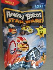 NEW Hasbro Rovio Angry Birds Star Wars Figure Mystery Bag Series 1 ( 2 Figures )