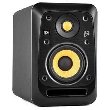 "KRK V-Series V4S4 Professional 2-Way 4"" Studio Reference Monitor Speaker SINGLE"