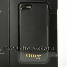 OtterBox SYMMETRY Hard Shell Case w/Alpha Screen Glass iPhone 6 iPhone 6s Black