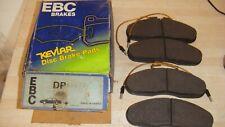 RENAULT MASTER & TRAFIC EBC STANDARD FRONT BRAKE PADS DP633/2 QUALITY BRAKE PADS