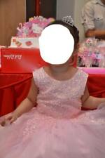 Pink Gown for 4 years old