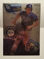 2014 MLB Fathead 5x7 Tradeable : PLATINUM AL R.O.Y. - Wil Myers : RAYS
