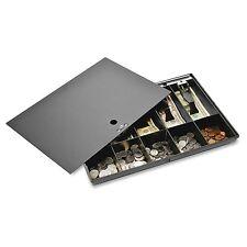 Sparco Cash Box Register Money Tray Locking Cashier Storage Drawer Security Coin