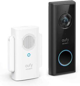 eufy Security, Wi-Fi Video Doorbell Kit, 1080p-Grade ResolutionWireless